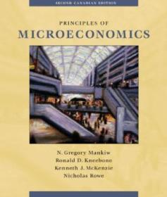 Principles Of Microeconomics (canadian Edition)