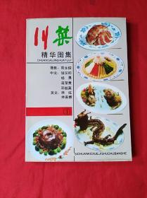 川菜精华图集(16开彩图本)
