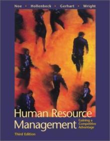 Human Resource Management With Powerweb: Gaining A Competitive Advantage