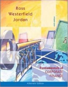 Fundamentals Of Corporate Finance Alternate Edition W/student Cd Rom+ Powerweb + Standard & Poors E