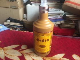 贵州茅台酒15年- 空酒瓶子