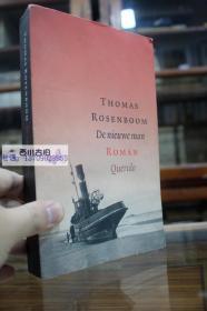 THOMAS ROSENBOOM DE NIEUWE MAN ROMAN QUERIDO