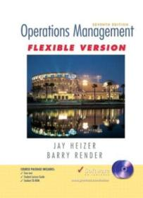 Operations Management Flexible Version Package (7th Edition)