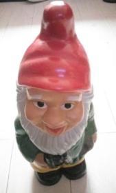 石膏圣诞老人