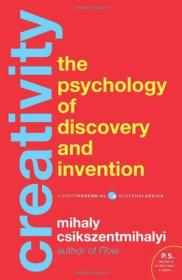 Creativity: The Psychology of Discovery and Invention