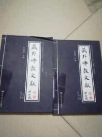 藏外佛教文献(第2编)(总第11编)+藏外佛教文献(第2编)(总第12编)