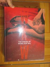 WKW: The Cinema of Wong Kar Wai       (大16开,硬精装)    全新未开封