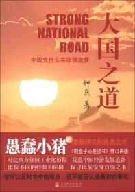 大国之道:中国凭什么实现强国梦