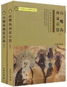 山嘴沟西夏石窟(全二册)