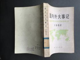 国内外大事记(1982)