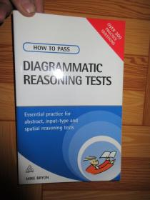 How to Pass Diagrammatic Reasoning Tests   (小16开)   详见图