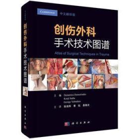 创伤外科手术技术图谱