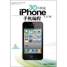 VIP-30天精通iPhone手机编程 陆颖 清华出版社 9787302250081
