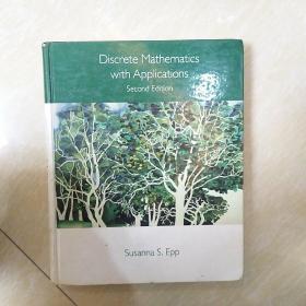 DISCRETE MATHEMATICS WITH APPLICATIONS SECOND EDITION 离散数学与应用第二版 16开精