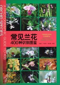 常见兰花400种识别图鉴