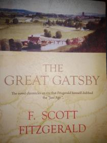 了不起的盖茨比<b>TheGreatGatsby</b>全英文版世界经典文学名著
