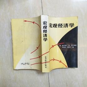 宏观经济学(高级教程)1992 一版一印3800册