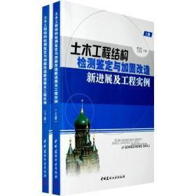 土木工程结构检测鉴定与加固改造新进展及工程实例(上下册)