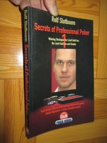 Secrets of Professional Poker: Winning Strategies For ....    【详见图】