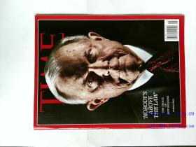 TIME 时代新闻杂志 2018/04/09 过期时代周刊英语学习参考资料
