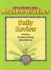 Sbg Math Daily Review Pe Gr 6