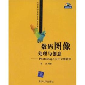 数码图像处理与创意 雷波 清华大学出版社 9787302098270