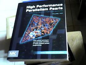 High Performance Parallelism Pearls英文版高性能并行珍珠