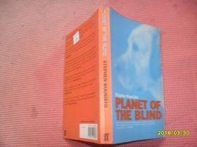 英文原版:PLANET OF THE BLIND   Stephen  Kuusisto 著 (盲人的星球)