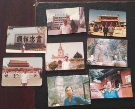 天安门、乐山大佛、攀钢等照片8张