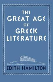 The Great Age Of Greek Literature