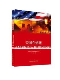 美国在燃烧
