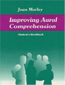 Improving Aural Comprehension Students Workbook