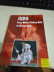 Judo 英文原版《柔道之技术》馆藏