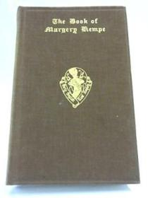 Book Of Margery Kempe (longman Annotated Texts)