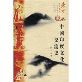 东方文化集成:中国印度文化交流史