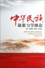 中华民族凝聚力学概论
