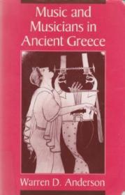 Music And Musicians In Ancient Greece