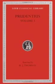 Prudentius  Volume 1