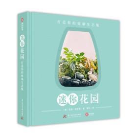 迷你花园:打造你的玻璃生态瓶