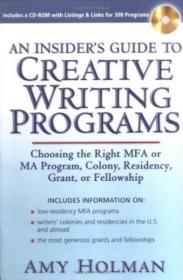 An Insiders Guide To Creative Writing Programs: Choosing The Right Mfa Or Ma Program  Colony  Resid