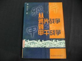 从鸦片战争到甲午战争:1839年至1895年间的中国对外关系史