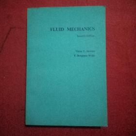 FLUID  MECHANICS   Seventh  Edition流体力学  第7版
