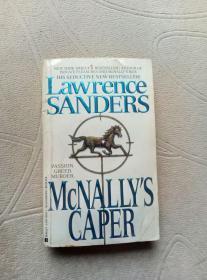 MCNALLYS CAPER【英文原版】