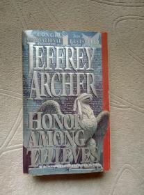 Honor Among Thieves【英文原版  盗贼的尊严 】