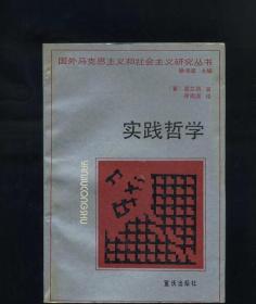 实践哲学(国外马克思主义和社会主义研究丛书)