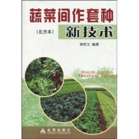 蔬菜间作套种新技术:北方本