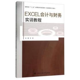 EXCEL会计与财务实训教程 王伟 哈尔滨工程大学出版社  9787566111548