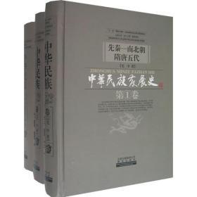 中华民族发展史(全三册)(复)