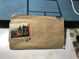 纪109.3-3邮票八分《遵义会议三十周年》1935-1965 信销票