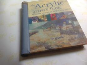 ACRYLIC丙烯画的学习